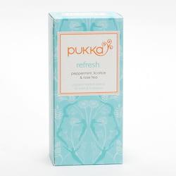 Pukka Čaj ayurvédský Mint Refresh 40 g, 20 ks