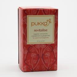 Pukka Čaj ayurvédský Revitalise 40 g, 20 ks