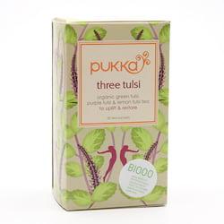Pukka Čaj ayurvédský Three Tulsi 36 g, 20 ks