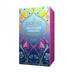 Pukka Sada ayurvédských čajů Day to Night collection, bio 34,4 g, 20 ks