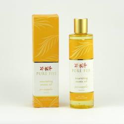 Pure Fiji Exotický masážní a koupelový olej, ananas 236 ml