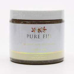 Pure Fiji Kokosový peeling s třtinovým cukrem, mléko & med 457 ml