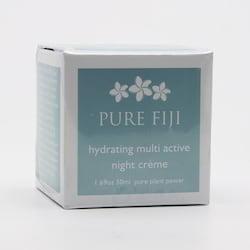 Pure Fiji Noční krém hydratační multi-aktivní 50 ml