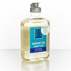 Pure Fiji Pánský tělový olej Mana'ia 354 ml