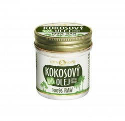 Purity Vision Raw kokosový olej bio 120 ml