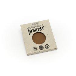 puroBIO cosmetics Kompaktní bronzer matující 01 9 g náplň