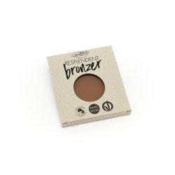 puroBIO cosmetics Kompaktní bronzer matující 03 9 g náplň