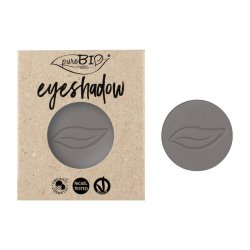 puroBIO cosmetics Minerální oční stíny 10 Gray 2,5 g náplň