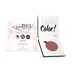 puroBIO cosmetics Minerální oční stíny 13 Marsala 2,5 g