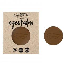 puroBIO cosmetics Minerální oční stíny 14 Cold Brown 2,5 g náplň