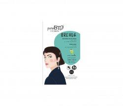 puroBIO cosmetics Pleťová maska Brenda Green grapes 03 10 ml