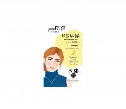 puroBIO cosmetics Pleťová maska Miranda Banana 05 10 ml