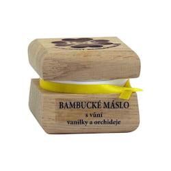 RaE Bambucké tělové máslo s vůní vanilky a orchideje 50 ml