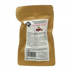 RaE Přírodní deodorant s vůní divoké višně 22 g náhradní náplň