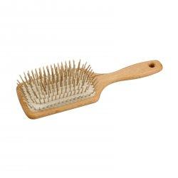 Redecker Bukový kartáč na husté vlasy 1 ks, 24,5 cm