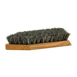 Redecker Čisticí kartáč na boty z dubového dřeva, hrubý 19 cm