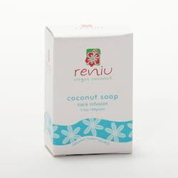 Reniu Fiji Mýdlo z kokosového oleje, gardénie 100 g
