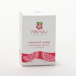 Reniu Fiji Mýdlo z kokosového oleje, vodni meloun 100 g