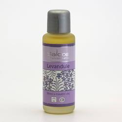 Saloos Masážní olej levandule 50 ml