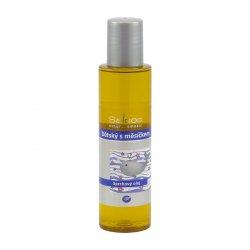 Saloos Sprchový olej dětský s měsíčkem 125 ml
