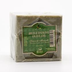 Savon Du Midi Blok olivového mýdla 300 g