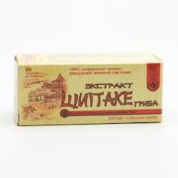 TML Shiitake, extrakt 80 tablet