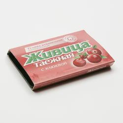 TML Sibiřská žvýkací pryskyřice s klikvou 5 tablet, 4 g