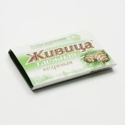 TML Sibiřská žvýkací pryskyřice z cedru 5 tablet, 4 g