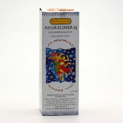 Siddhalepa Ayur elixír č. 13 Kanakasawaya 220 ml