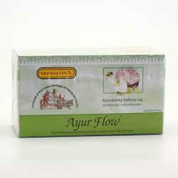 Siddhalepa Ayur Flow, čaj pro podporu odvodňování 40 g, 20 ks