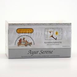 Siddhalepa Ayur Serene, čaj pro uvolnění stresu 40 g, 20 ks