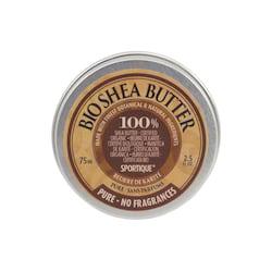 Sportique Bio bambucké máslo 100% 75 ml