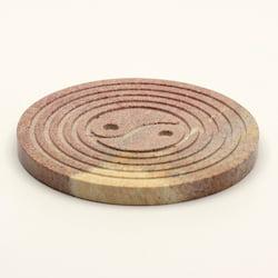 Stojánek kamenný na japonské tenké tyčinky 1 ks