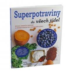 Superpotraviny do všech jídel, Kelly Pfeifferová 176 stran