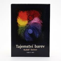 Tajemství barev, Rudolf Steiner 230 stran