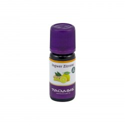 Taoasis Citron zázvor, Bio 10 ml