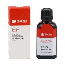 Taoasis Měsíčkový dětský olej, Meditao 50 ml
