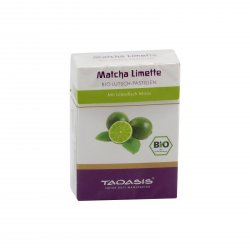 Taoasis Pastilky Matcha - Limetka 30 g