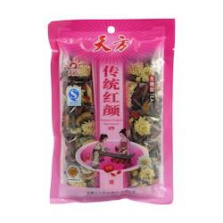 TeaTao Nápoj osmi pokladů Ba Bao Cha bez cukru 100 g, 10 sáčků