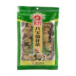 TeaTao Nápoj osmi pokladů Ba Bao Cha tradiční 100 g, 10 sáčků