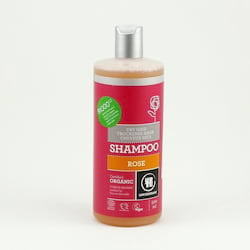 Urtekram Šampon růžový na suché vlasy 500 ml
