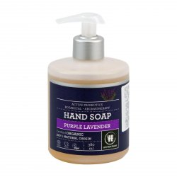 Urtekram Tekuté mýdlo na ruce levandulové, Purple Lavender 380 ml