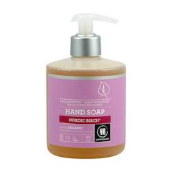 Urtekram Tekuté mýdlo na ruce zvlhčující, Severská bříza 380 ml