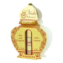 Vedic Aroma Ayurvédský parfém na bázi oleje Parijata 3 ml, roll on
