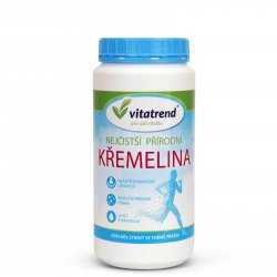 Vitatrend Křemelina 400 g, 1,5 l, dóza