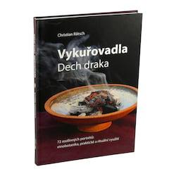 Vykuřovadla Dech draka, Christian Ratsch 213 stran