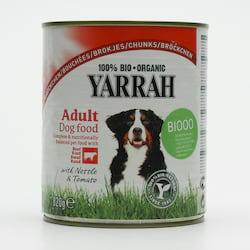 Yarrah Kousky hovězí pro psy 820 g