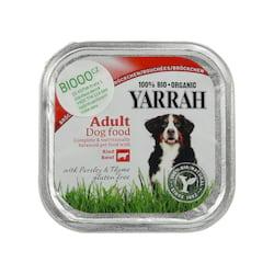 Yarrah Kousky kuřecí a hovězí pro psy 150 g
