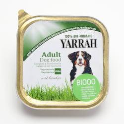 Yarrah Kousky vegetariánské se zeleninou pro psy 150 g