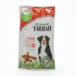 Yarrah Tyčinky s hovězím masem pro psy 33 g